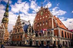 Riga And Latvia