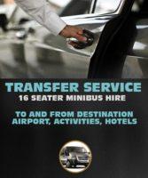 Transfer Service - 16 Seater Minibus Transfer in Riga