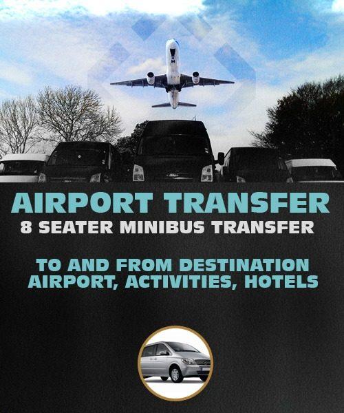 Airport Mini Bus Transfer (ROUND) Riga Transfer.