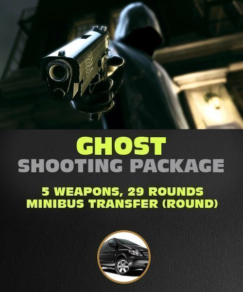 Ghost Shooting Package