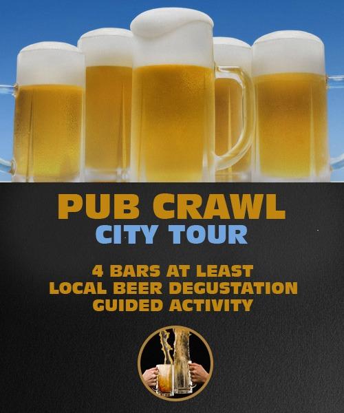City Pub Crawl