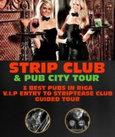 Stripclub and Pub City Tour in Riga. Pubs & Strip.