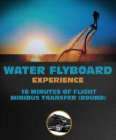 Water Flyboard Experience in Riga, Latvia. 10 min of Flight.