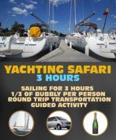 Riga Sailing - Yachting Safari 3 Hours