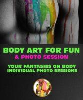 Body Art For Fun n Photo Sessions in Riga
