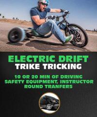 Riga Activities | Electric Drift Trikes In Riga