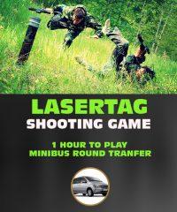 Riga Laser Tag | Stag Weekend Activity Idea