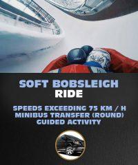 Soft Bobsleigh Riga | Riga Stag Activities