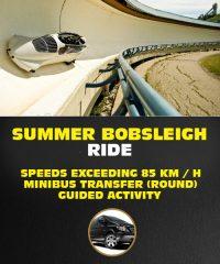 Summer Bobsleigh Riga | Riga Stag Weekend Activities