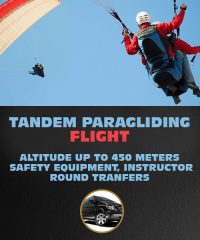 Tandem Paragliding Riga | Stag Activity Weekends