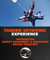Tandem Skydiving Riga | Extreme Days In Riga