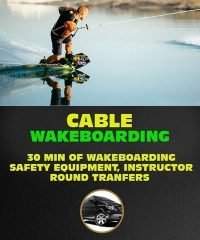 Cable Wakeboarding Riga | Daytime Activities In Riga