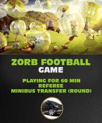 Football Zorb In Riga | Weekend In Riga