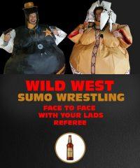 Riga Hen And Stag Activity | Riga Sumo Wrestling